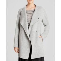 Vince knit back coat $695