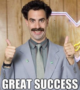 Borat-Outfield-Sleepers-Great-Success-300x336