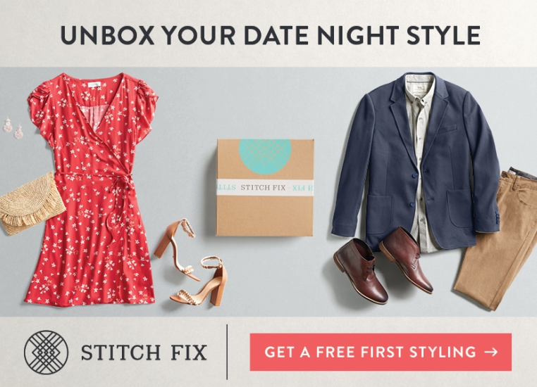 Stitch Fix Paid Partnership Copywriting (E-Harmony)