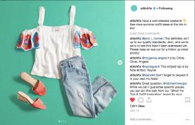 Stitch Fix Social Media Sample
