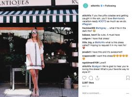 Women's Social Media Content