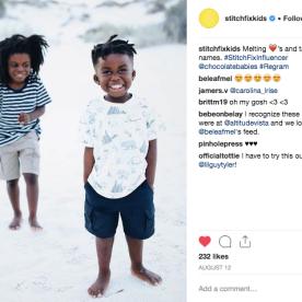 Kid's Social Media Content